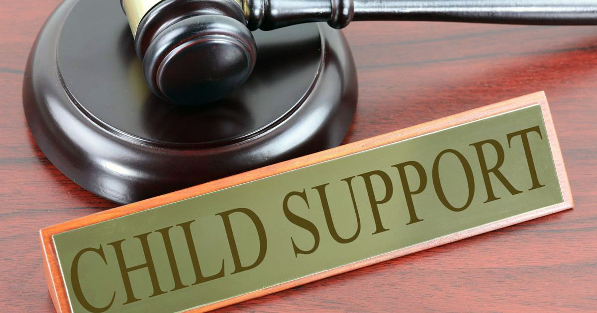 Child support legal